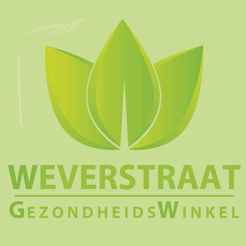"""G&W Gezondheidswinkel """"de Weverstraat"""" Logo"""